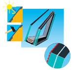 Нестандартні склопакети в дахових вікнах - FAKRO