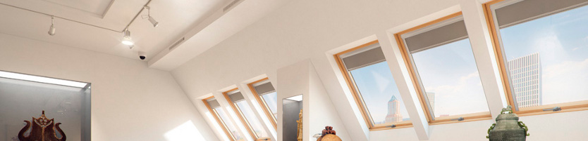 Okna dachowe antywłamaniowe Secure