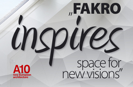 FAKRO Inspires space for new visions