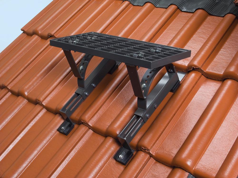 Як організувати безпечну роботу даху?
